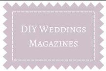 DIY Weddings Magazines / DIY Weddings Magazine issues / by DIY Weddings® Magazine