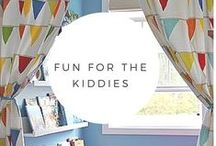 Fun for the Kiddies / Games and fun for kiddies.  Easy and inexpensive too!