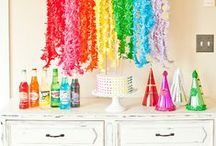 Rainbow Party / by Petite Party Studio