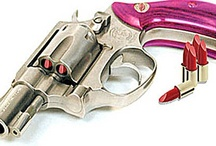 Guns & Glam / Stylish firearms and accessories for the gun tote'n mama.