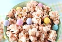 Popcorn & PJ's Party / by Petite Party Studio Rebecca & Shannon