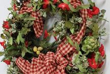 wreaths and such / by Chris Rhodes