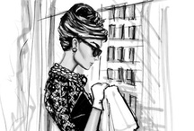 Glam / Fashion#couture#black tie#glamour#pretty / by Paulita Styves