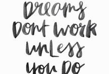 INSPIRATIONAL QUOTES / Motivational quotes, inspirational quotes, positive quotes, quotes to live by.
