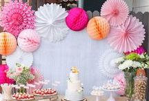 Baby Showers / Baby Shower Ideas & Inspiration