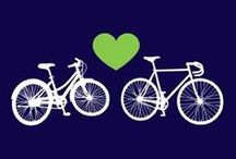 I WANT TO RIDE BIKES W/ YOU / Because there's nothing better than cycling with your significant other!
