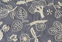 Textiles, Patterns, Designs
