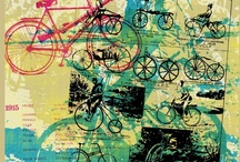 ARTSY BIKES / Our favourite art, inspired by cycling! / by Specialized Canada