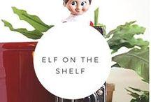 Elf on the Shelf / All things Elf on the Shelf