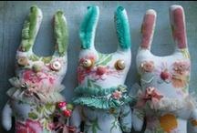 bunnies and bears / by Barbara Burkard