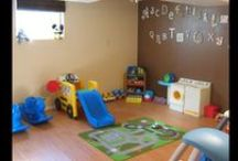 Daycare Ideas / by Kendra Drake