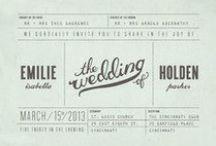 invitations/cards etc.
