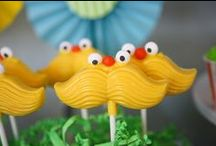 Lorax Party / by Petite Party Studio
