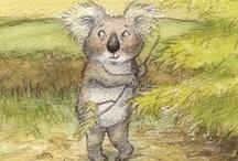 Koala/ Little Babushka Nursery