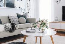 INTERIORS / Interior design, decorating interiors, interior inspiration.