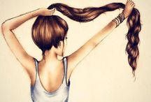 The hAIR up there / Very pinteresting pins / by Teresa LaChe'