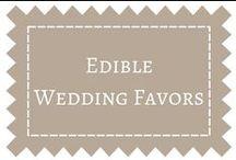 Edible Wedding Favors / by DIY Weddings® Magazine