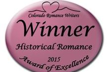 Awards / Don't take my word for it--seems other people like my books too.