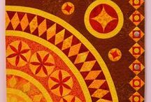 Quilting: Sun and Fire Quilts / by Amanda Perl