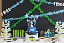 Star Wars Party Ideas / Star Wars Themed Party Ideas / by Petite Party Studio