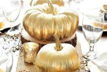 Réception ... Thanksgiving