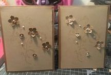 Petite Petals & Pansy Punch / Petite Petals & Pansy Punch by Stampin up