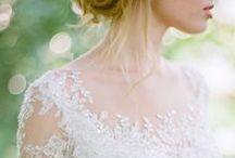 Bride / bridal style I love