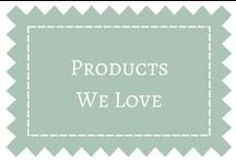 Products We Love / Product Reviews / by DIY Weddings® Magazine