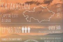 Asia - Kazakhstan
