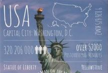 North America - USA
