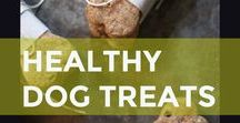 Healthy Dog Treats / Healthy dog treats that I highly recommend for your dog. Delicious and nutritious