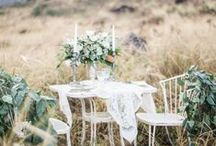 elopement inspiration / I love elopements: looking for the most unique location, the perfect space for each couple, making the day really special and personal. I love really be able to help someone have their dream day for themselves and no one else!