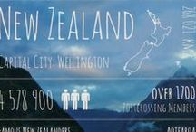 Australia and Oceania - New Zealand