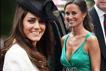 Catherine and Pippa / by Heather McArthur