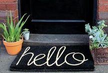 """""""Hello, I live here"""" ...*I wish* / Dream settings; interiors, exteriors, furniture...all things """"home""""."""