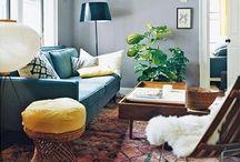 Living Room Inspiration / by Angeline Mathenia
