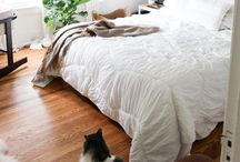Bedroom Inspiration / by Angeline Mathenia