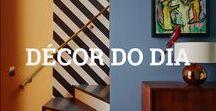 Décor do dia / Cada dia um décor! Tendências e novidades é aqui mesmo ;) | casavogue.com.br
