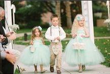 Bridesmaids - children / by Rumina