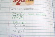 Algebra  / by Jade Hobbs