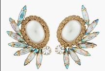 jewels + gems / by Emily Key