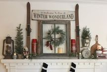 Christmas / Christmas decor I love. / by Organized Clutter