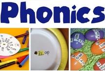 Ms. Ehrlich- Phonics & Sight Words / by Rachel Ehrlich