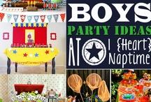 birthday parties / by Sheena Barton