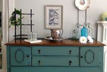 Buffets and Sideboards / by Denise Delgado