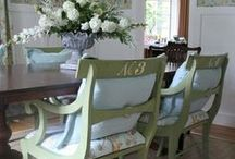Dining Rooms / by Denise Delgado