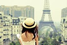 Paris oui oui / The city of love, the city of life