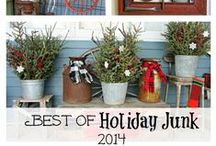 Junk - Organized Clutter Blog / Re-purposing and upcycling vintage finds. / by Organized Clutter