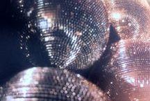 oooh, shiny... / glitter alert