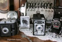 Vintage: Decor / Decorating with vintage items. / by Carlene @ Organized Clutter